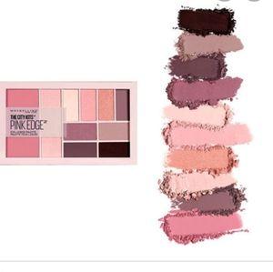 Maybelline Pink Edge Palette Eye + Cheek